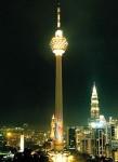 Menara Tower in Kuala Lumpur